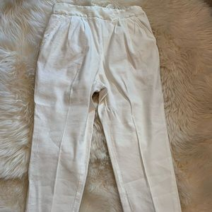 Leith Off-White Pants Size M